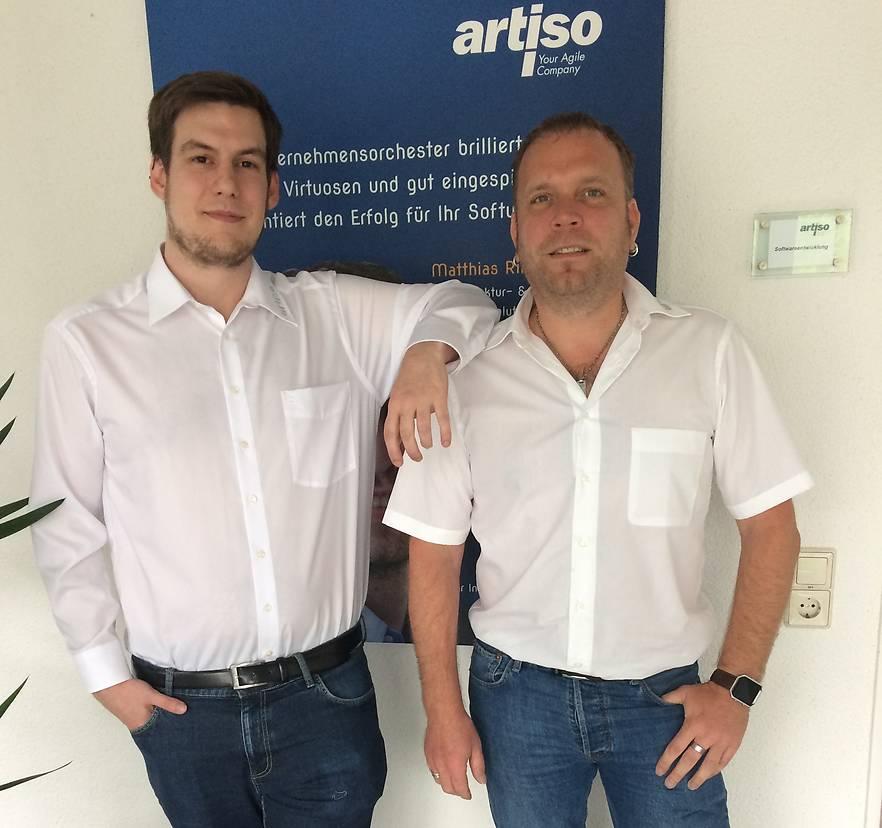 Mit dieser Zusatzqualifikation verfügt die artiso solutions GmbH nun über über zwei MS Azure Administratoren.