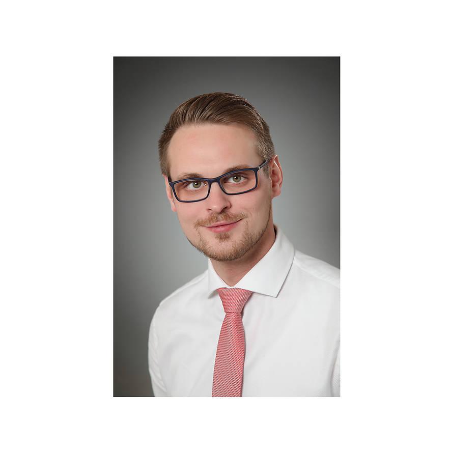 Martin Kasprowicz ist seit 1. Januar 2018 Junior Key Account Manager Fachhandel