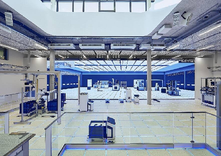 Bosch Rexroth eröffnet Kunden- und Innovationszentrum in Ulm: Booster für partnerschaftliche Entwicklungen in der Industrie