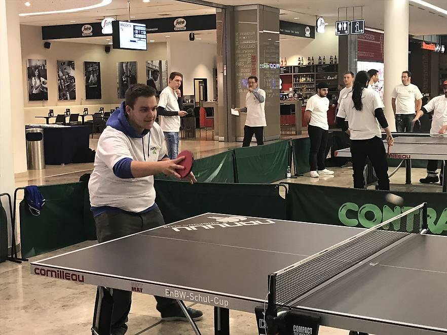 Eindrücke der PingPong Challenge