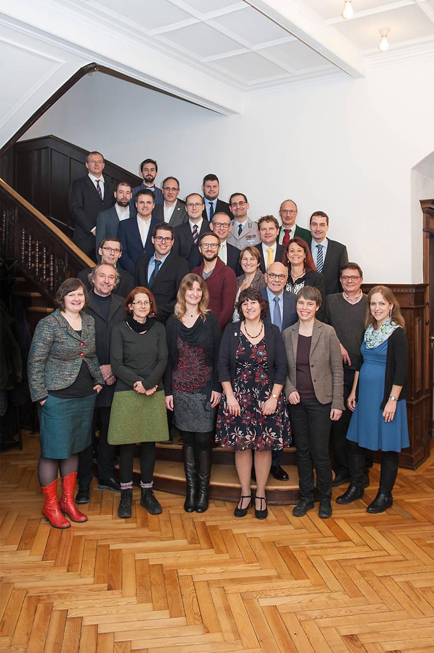 Forschungs- und Lehrboni verliehen - Herausragende Nachwuchsforscher und engagierte Lehrende ausgezeichnet