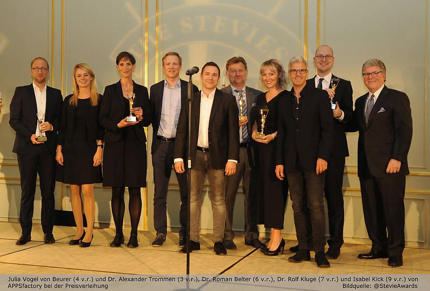 German Stevie Awards 2018