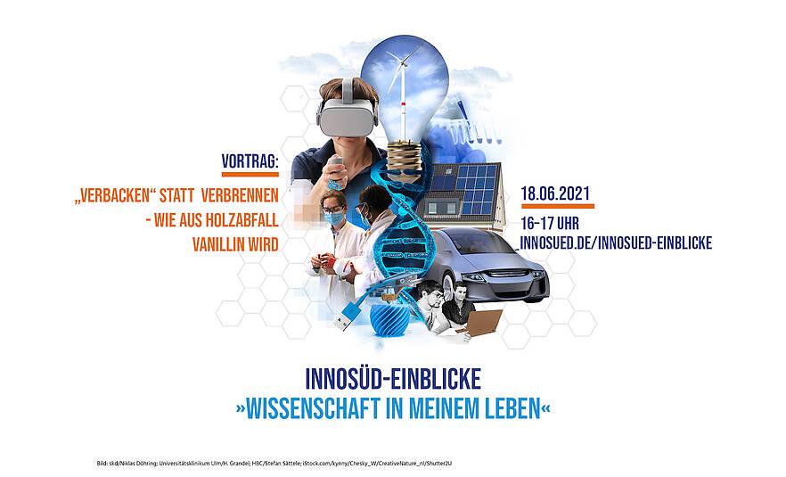 Bei den InnoSÜD-Einblicken berichten Wissenschaftler:innen aus ihrer Forschungsarbeit. Zum Auftakt geht es um Biotechnologie und Bioökonomie.