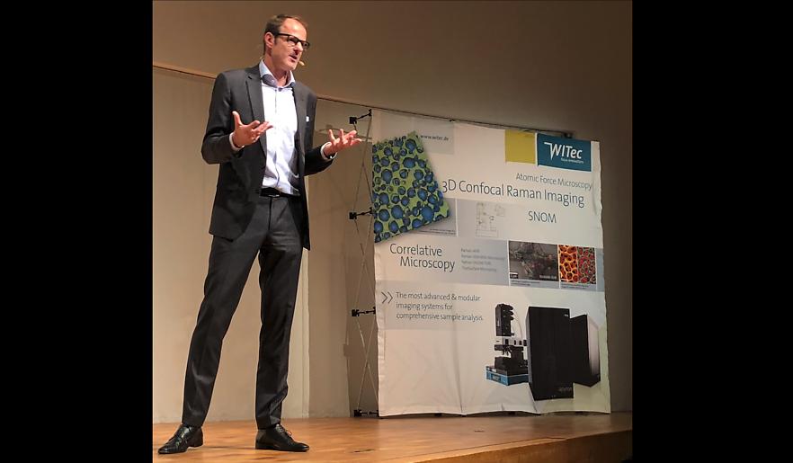 Lachende Physiker – Vince Ebert spricht im Stadthaus in Ulm