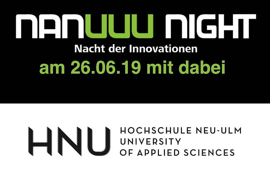 Nanuuu-Night: Wer macht mit? – Hochschule Neu-Ulm