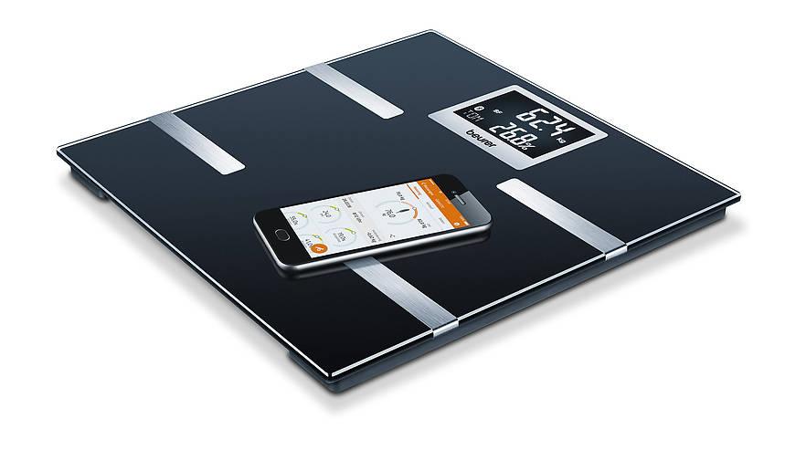 App-gesteuerte Feedbackgeräte unterstützen Gewichtsreduktion nachhaltig