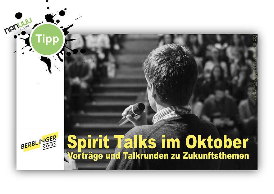 Spirit Talks im Oktober