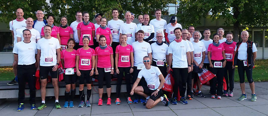 Team Beurer punktet beim 15. Einstein-Marathon in Ulm