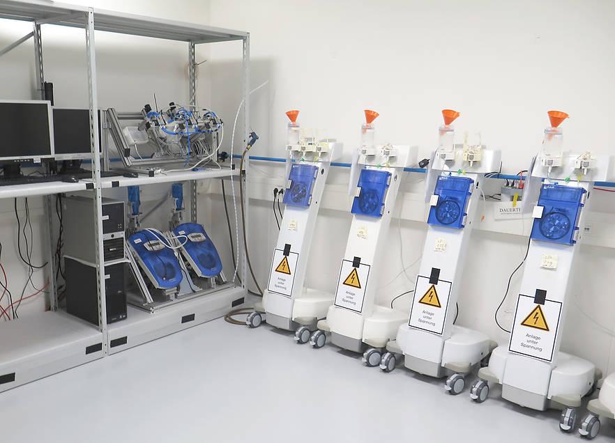 Die neu geschaffenen Räumlichkeiten für Entwicklung und Vertrieb des Ulmer Medizintechnikherstellers wurden offiziell eingeweiht.