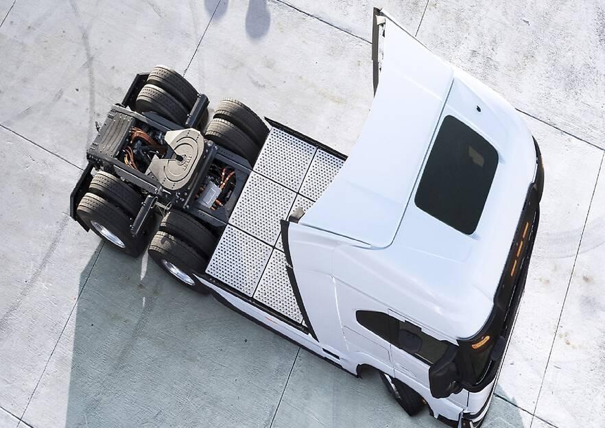 Iveco und Nikola starten E-Lastwagen-Produktion in Ulm