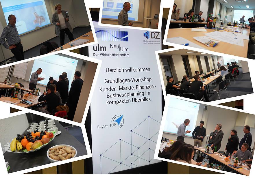 """Rückblick des Workshops von BayStartUP """"Kunden, Märkte, Finanzen -  Businessplanning im kompakten Überblick"""""""