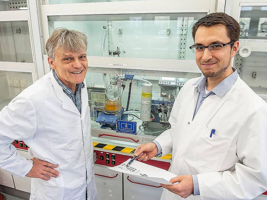 Studie untersucht, wie sich ein zellulärer Mechanismus zweckentfremden lässt
