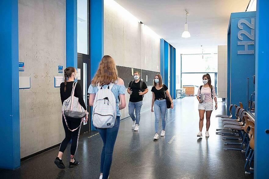 Universität plant Wintersemester mit möglichst viel Präsenzlehre