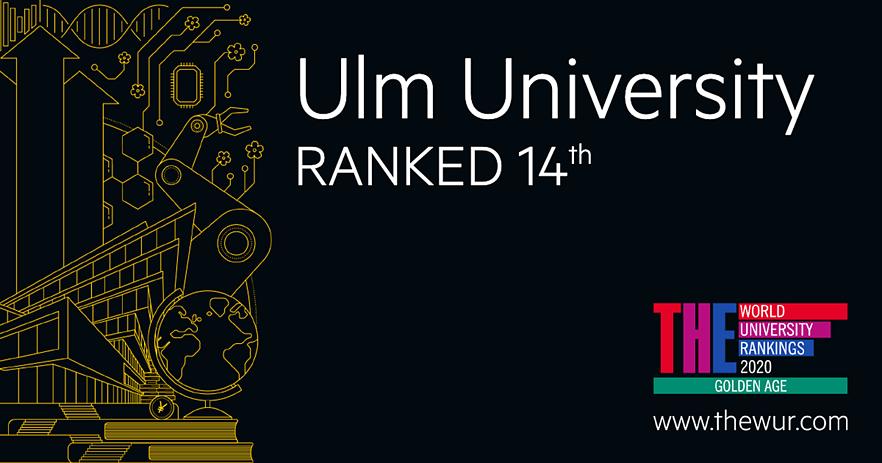 """Universität Ulm glänzt im THE """"Golden Age"""" Ranking"""