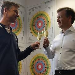 Jens Nitsche & Matthias Rausch zum 1. Geburtstag