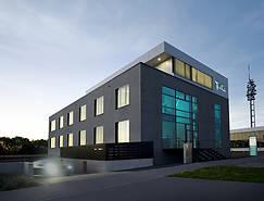 WITec Firmensitz im Ulmer Science Park II