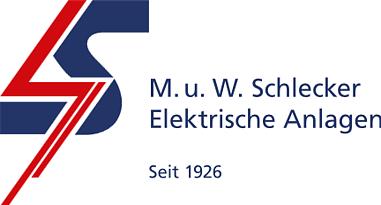 M. u. W. Schlecker Elektrische Anlagen